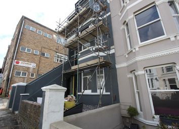 Thumbnail 3 bed flat to rent in Gladstone Place, Brighton