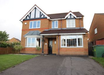 Thumbnail 4 bed detached house for sale in Burchnall Road, Thorpe Astley