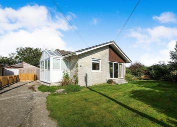 Thumbnail Detached bungalow for sale in Orchard Close, Sydling St. Nicholas, Dorchester