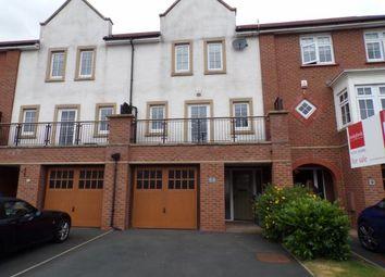 Thumbnail 4 bed town house for sale in Border Drive, Buckshaw Village, Chorley, Lancashire