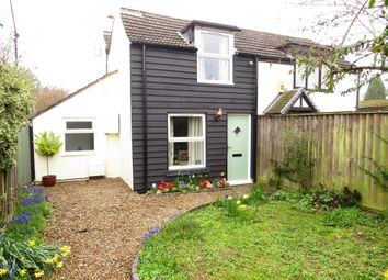 Thumbnail 2 bed semi-detached house for sale in Elwyn Road, March