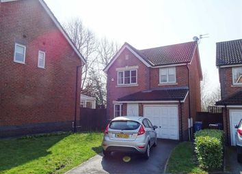 Thumbnail 3 bed detached house to rent in Stubbs Close, Salford, Salford