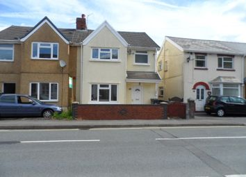 Thumbnail 3 bedroom semi-detached house for sale in Wind Road, Ystradgynlais, Swansea