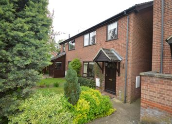 Thumbnail 3 bed semi-detached house for sale in Burnham Close, Ipswich