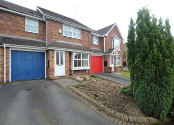 3 bed terraced house for sale in Hornbeam Drive, Coventry CV4
