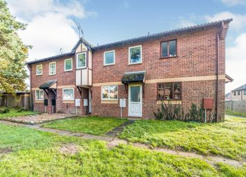 Thumbnail 2 bed terraced house for sale in Thyme Close, Thetford