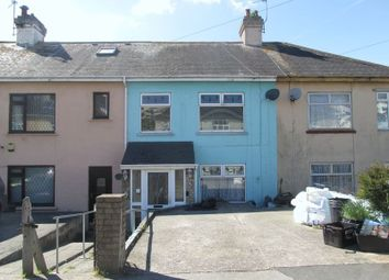 Thumbnail 3 bed terraced house for sale in Salisbury Avenue, Torquay