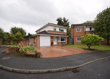 Thumbnail 4 bed detached house for sale in Shirehills, Prestwich, Manchester