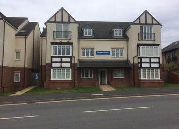 Thumbnail 2 bed flat to rent in Howard Court, Stanton Road, Burton On Trent, Burton On Trent