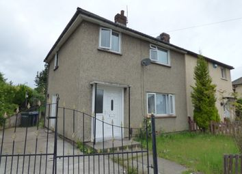 Thumbnail 3 bed semi-detached house for sale in Parkway, West Bowling, Bradford
