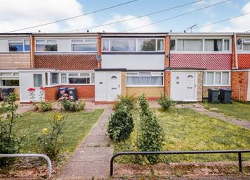 Thumbnail 3 bed terraced house for sale in Mountfield Close, Kings Heath, Birmingham, West Midlands