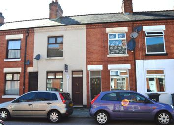 Thumbnail 2 bedroom terraced house to rent in Bolton Road, Leicester