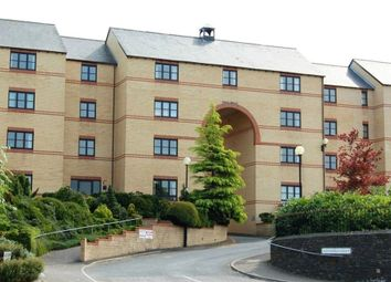 Thumbnail 1 bedroom flat for sale in Alexandra Road, Barnstaple, Devon