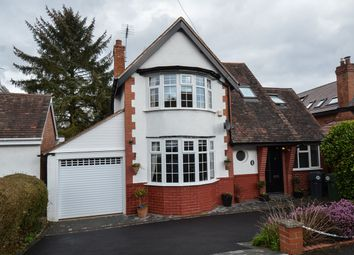 Thumbnail 3 bed detached house for sale in Reservoir Road, Cofton Hackett, Birmingham