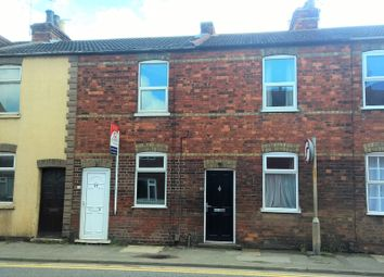 Thumbnail 2 bed terraced house for sale in Springfield Road, Grantham