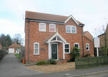 Thumbnail 4 bed detached house for sale in St. Peters Road, Watlington, King's Lynn