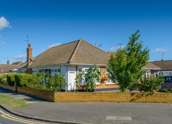 Thumbnail 3 bed detached bungalow for sale in Wyatts Drive, Southend-On-Sea