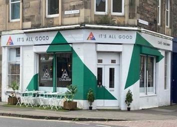 Thumbnail Restaurant/cafe to let in Easter Road, Edinburgh