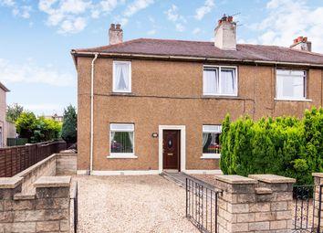 Thumbnail 3 bed flat for sale in Longstone Road, Longstone, Edinburgh
