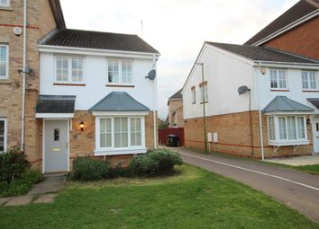 Thumbnail 3 bed end terrace house to rent in Ivy Walk, Hatfield