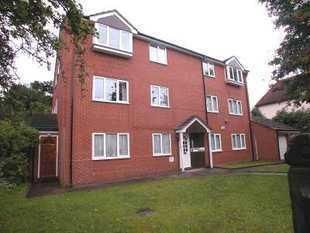 Thumbnail 1 bed flat to rent in Village Court, Village Road, Oxton