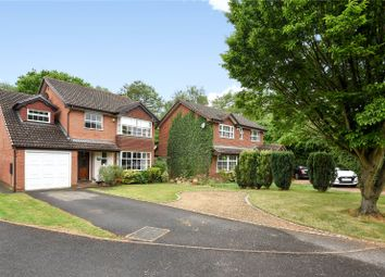 Thumbnail 5 bed detached house to rent in Woodford Green, Bracknell, Berkshire