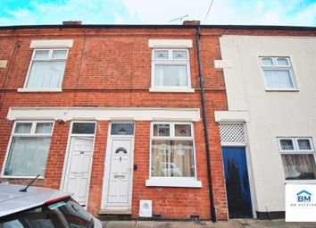 Thumbnail 3 bed terraced house for sale in Osborne Road, Leicester