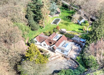 Thumbnail 5 bed detached house for sale in Weald Road, South Weald, Brentwood, Essex