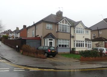 Thumbnail 3 bedroom semi-detached house to rent in Riverdale Road, Bexley