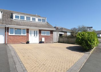 3 bed semi-detached house for sale in 17 Veasy Park, Wembury, Plymouth, Devon PL9