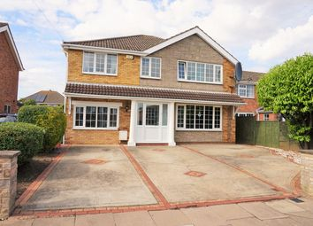 Thumbnail 5 bed detached house for sale in Chichester Road, Cleethorpes