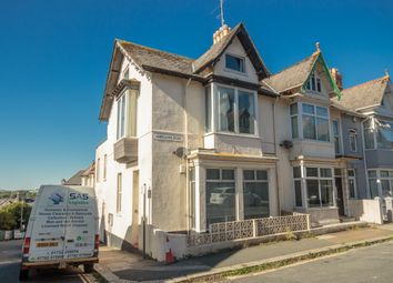Thumbnail 4 bed maisonette for sale in Allendale Road, Mutley, Plymouth