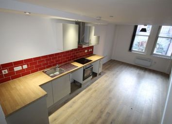 Thumbnail 1 bed flat to rent in Hyde Apartments, Leicester
