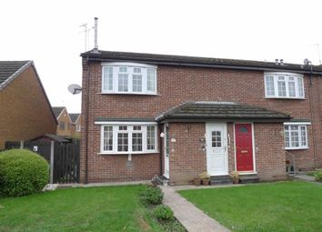 Thumbnail 2 bed flat for sale in Derby Road, Sandiacre, Nottinghamshire