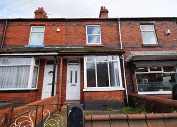 Thumbnail 2 bedroom terraced house for sale in Leek Road, Milton, Stoke-On-Trent