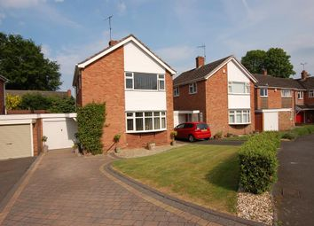 Thumbnail 3 bed detached house for sale in Winchester Drive, Oldswinford