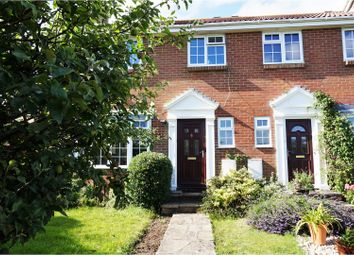Thumbnail 3 bed terraced house for sale in Firsdown Close, Worthing