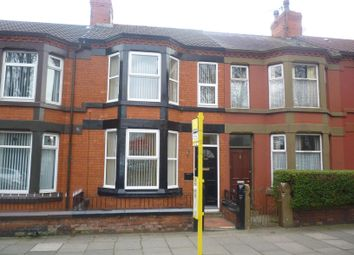 Thumbnail 3 bed property to rent in Woodchurch Road, Prenton
