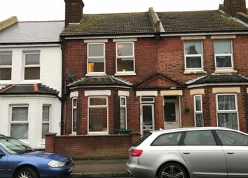 Thumbnail 3 bedroom terraced house to rent in Richmond Street, Folkestone, Kent United Kingdom