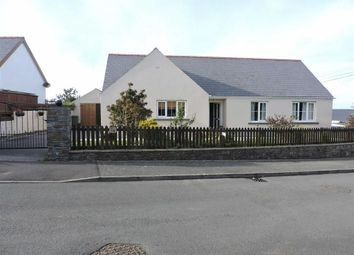 Thumbnail 3 bed detached house for sale in Crofty Close, Croesgoch, Haverfordwest