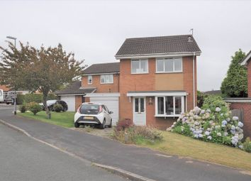 Thumbnail 3 bed detached house for sale in Ashdale Rise, Westbury Park, Newcastle, Staffs