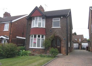 Thumbnail 3 bedroom detached house to rent in Exeter Road, Scunthorpe