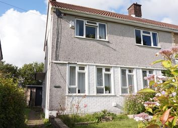 Thumbnail 3 bedroom semi-detached house to rent in Heol Gwyrosydd, Ravenhill