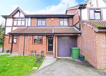 Thumbnail 3 bed terraced house for sale in Regents Close, Hayes