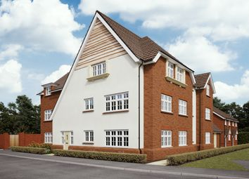 Thumbnail 1 bedroom flat for sale in Type 2, Plot 54 Evesham Road, Bishops Cleeve, Gloucestershire