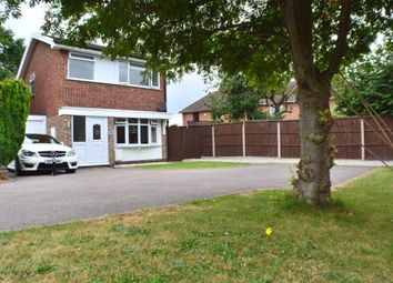 Thumbnail 3 bed detached house for sale in Jordan Close, Fradley, Lichfield, Staffordshire