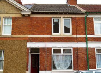 Thumbnail 3 bedroom terraced house to rent in Gladstone Street, Kettering, Northamptonshire
