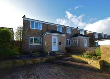 Thumbnail 3 bed semi-detached house for sale in Dinting Close, Peterlee, County Durham