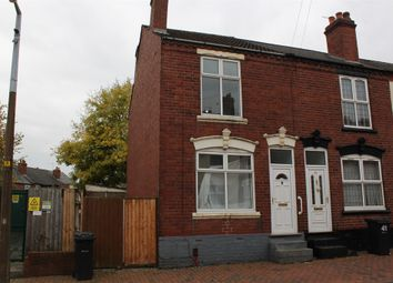 Thumbnail 2 bed end terrace house for sale in Holcroft Street, Tipton