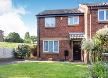 Thumbnail 3 bed end terrace house for sale in Horsecroft Drive, West Bromwich